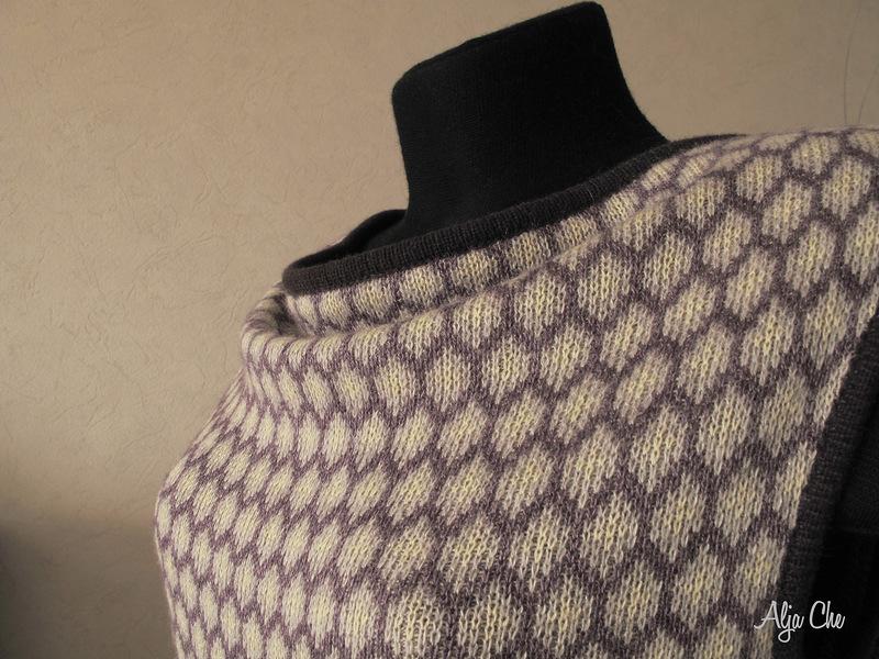 Давайте делится узорами в формате Knitt Styler и DesignKnit