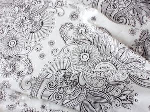 Новый выкуп. Вологодские льняные ткани.