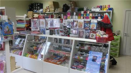 Открыть магазин тканей, фурнитуры, товаров для рукоделия