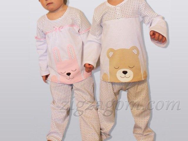 Как сшить пижаму для малыша