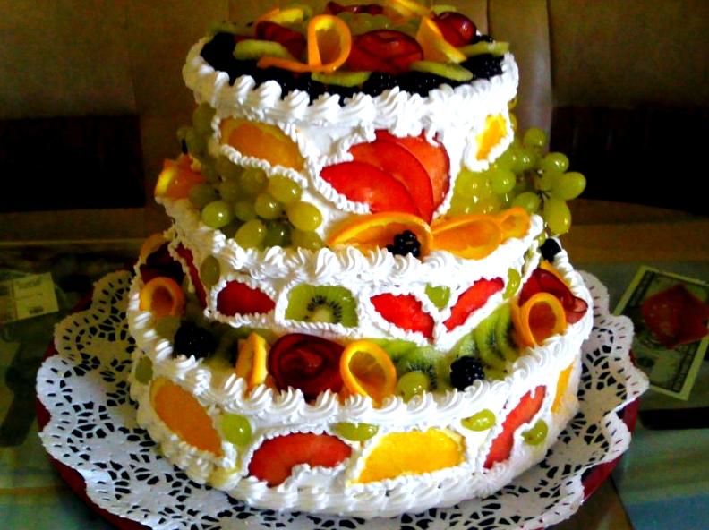 фото торти рецепти