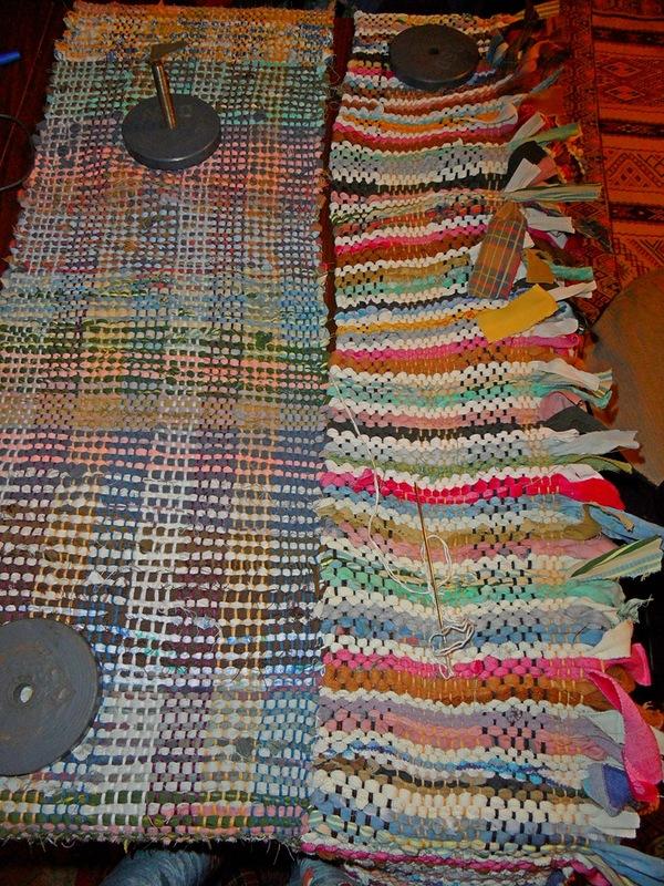 Ручное ткачество в домашних условиях