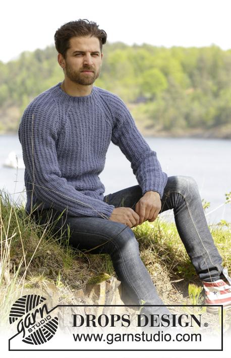 Мужские пуловеры (осень, зима)