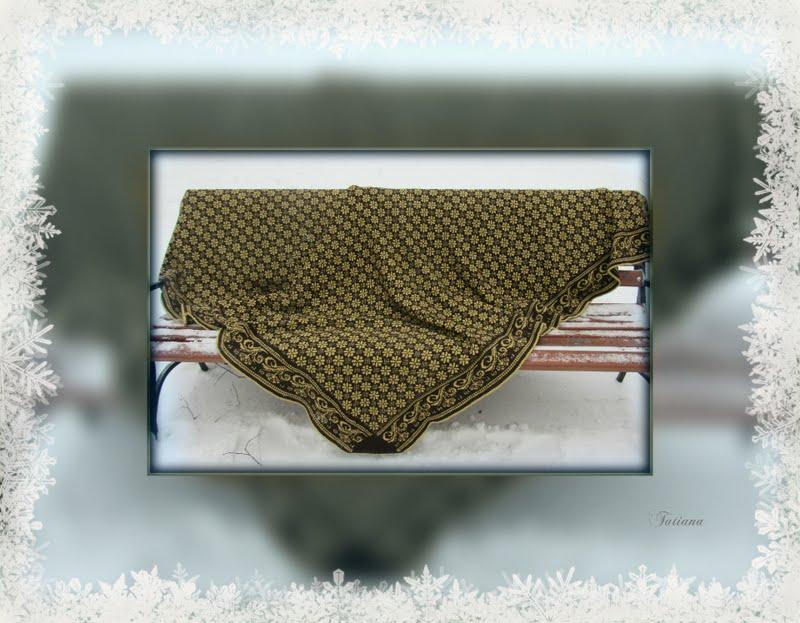 Жаккардовое вязание - 2