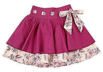 Детскую юбку