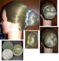 Сетка для волос для пучка