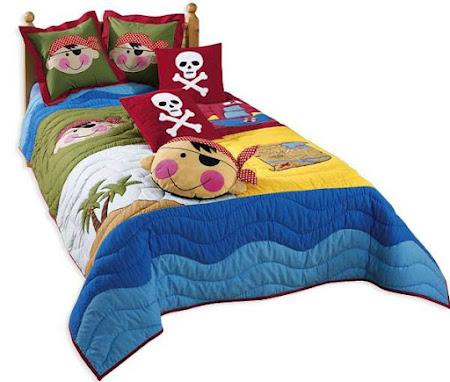 Сшить покрывало на кровать для мальчика