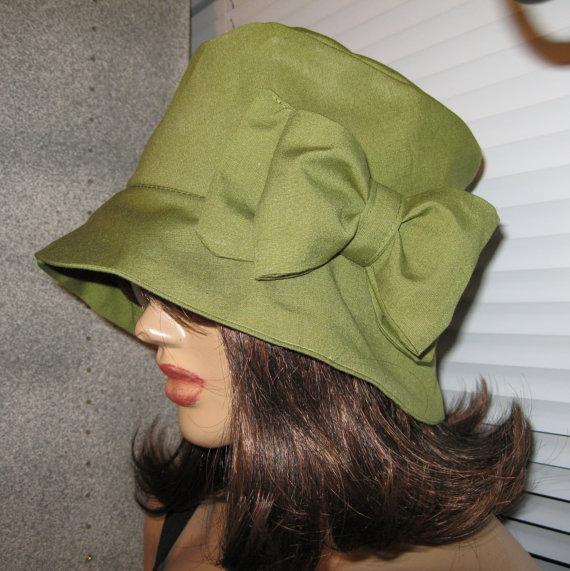 Женская шляпка сшить