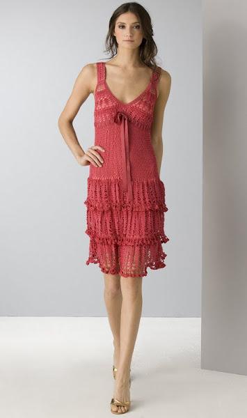 Модные платья осенью от известных