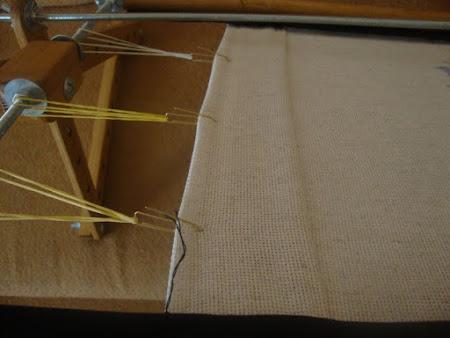 Подрамник для вышивания своими руками