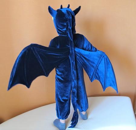 Дракона своими руками костюм