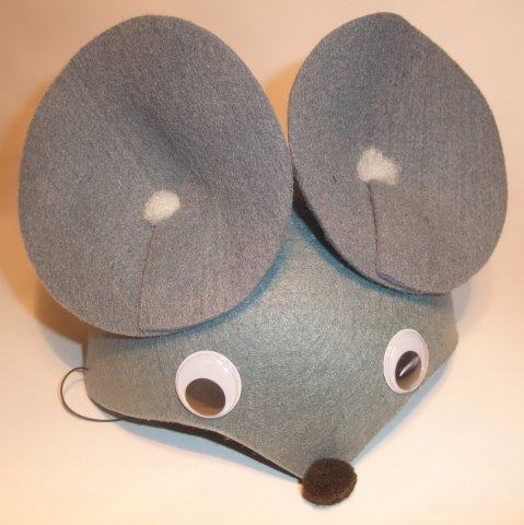 Как сделать костюм мышки своими руками