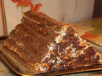 Вкусная выпечка тортов с фото