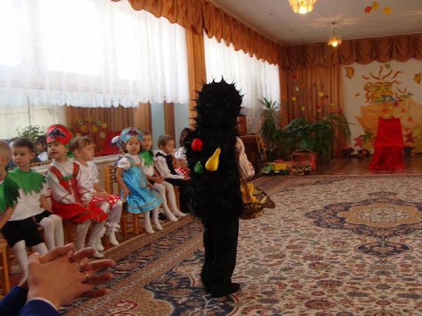 Костюм ежик своими руками для детского сада