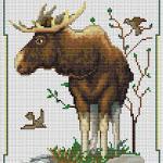 предпросмотр. таблица цветов. poltanya.  Автор схемы.  0. оригинал.  Размеры: 150 x 187 крестов Картинки.