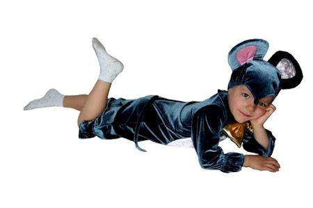 Как сделать новогодний костюм мишки