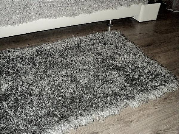 Связать пушистые ковры