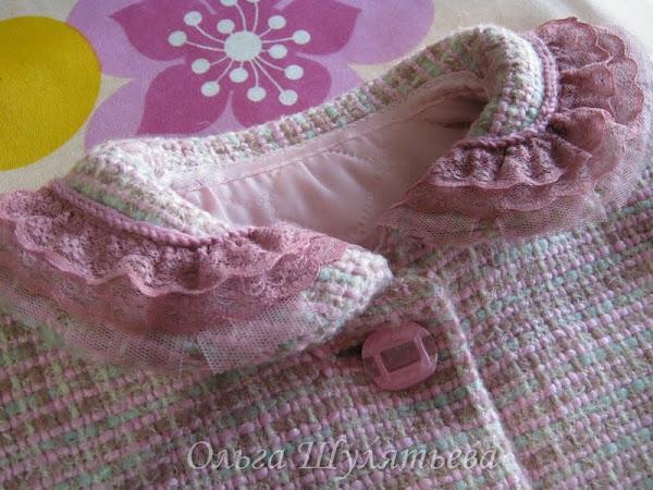 Осинка для девочек шьем