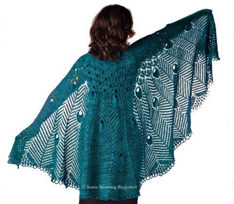 Free Wrap Knitting Patterns - Free Shawl Knitting Patterns- Knit