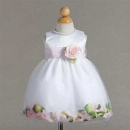 Пышные платья для малышек своими руками