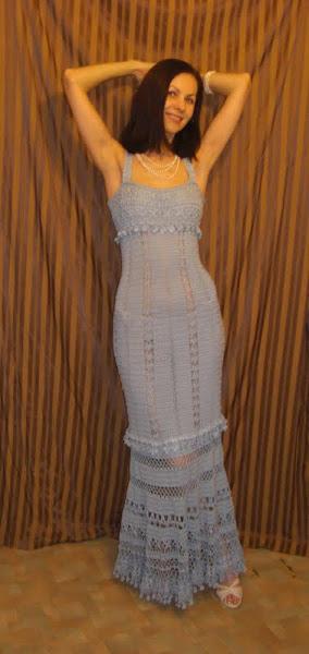 灰色吊带连衣裙(55) - 柳芯飘雪 - 柳芯飘雪的博客