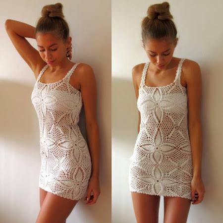 Мастер класс пляжных платьев
