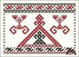 Славянская обережная вышивка - Страница 20 L
