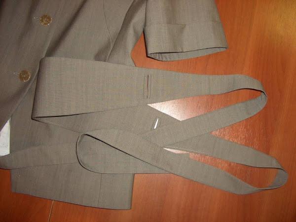 Как сшить пояс своими руками