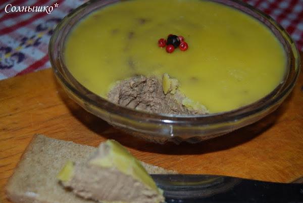 Печень с тыквой рецепты с фото