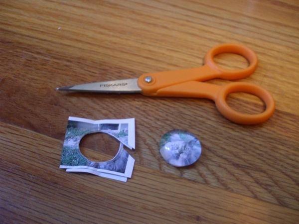 Как сделать магнит из фото
