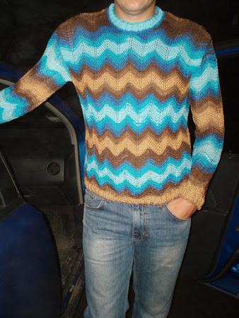 Вязаные джемпера для мужчин из дива батик от ализе схемы