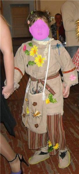 Костюм домовенка своими руками фото на новый год