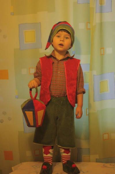 Как сделать детский фонарик для гнома
