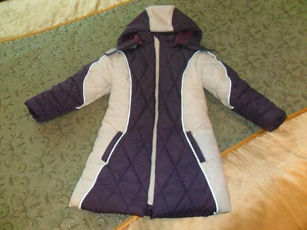 Как сшить пальто на синтепоне своими руками