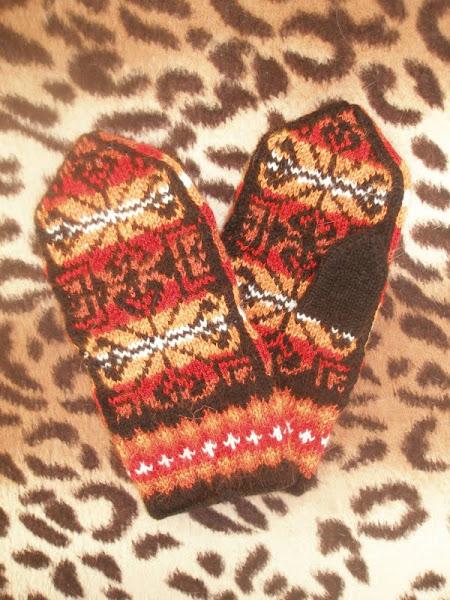 зимние ботинки tiger