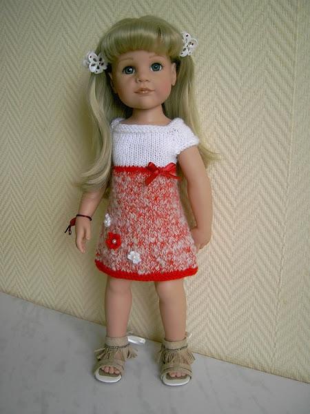 Шьем и вяжем для кукол