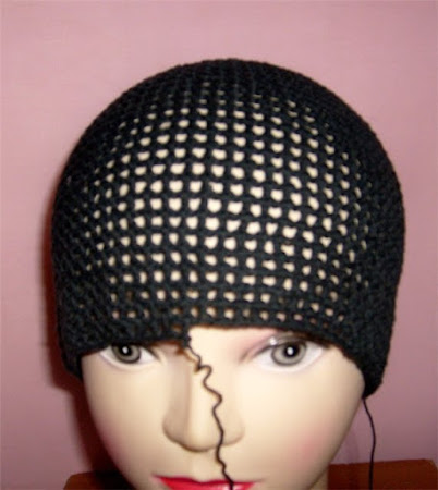 Основа вязания шапки