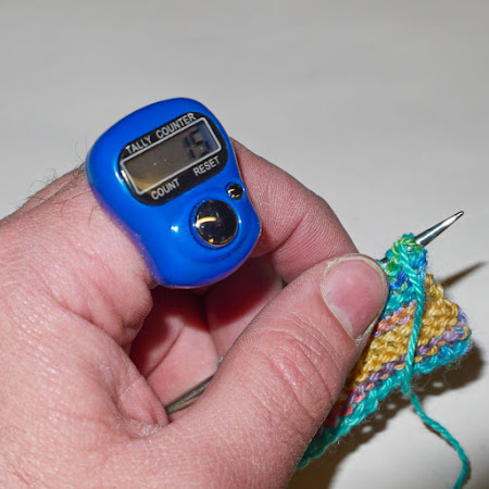 Счётчик рядов для вязания своими руками