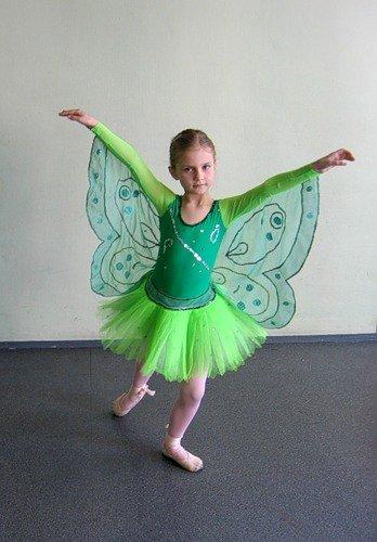 Сшить костюм бабочки