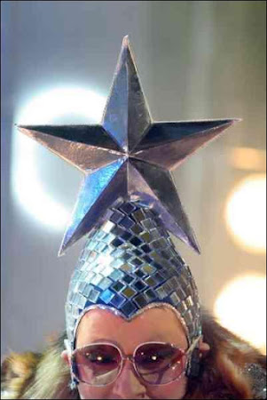 Звезда сердючки своими руками
