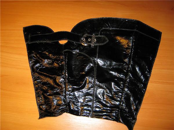 шьем сумки из сапогах