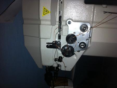 Промышленные швейные машины - часть девятая