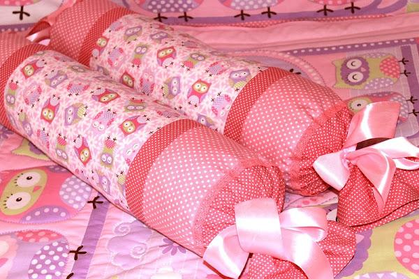Валик в кроватку для новорожденных своими руками выкройки