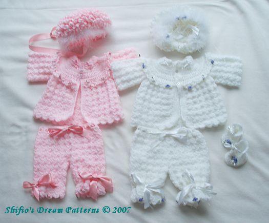 Схемы Вязания Одежды Для
