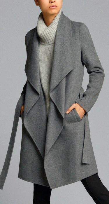Сшить пальто женское своими руками видео