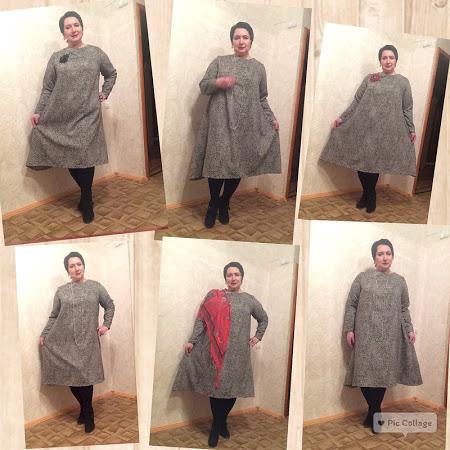 """Одежда """"для пухляшек..""""  :))"""