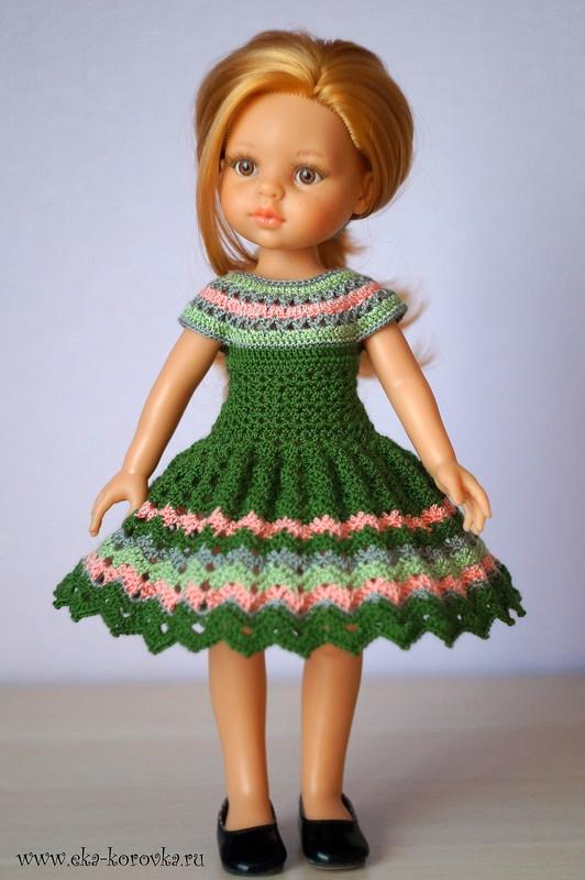 Вяжем для кукол - 3
