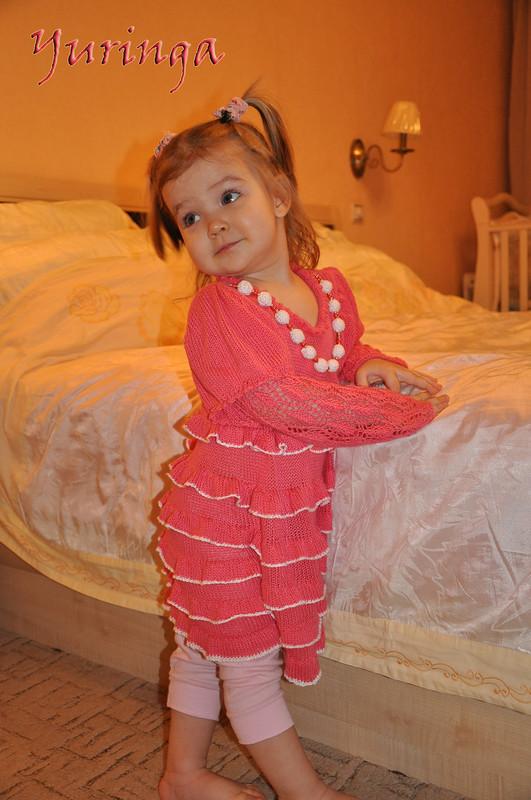 """Ma Сherie"" - платье по-французски"