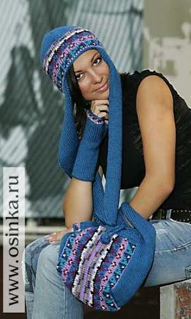 Любо Дело (машинное вязание) 2007 год