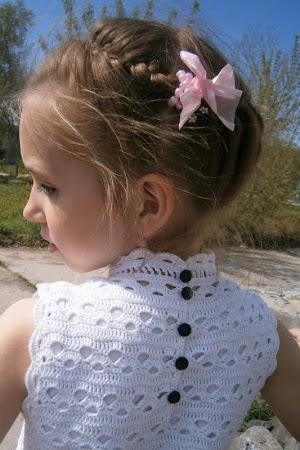Домино. Платье в стиле Одри Хепберн